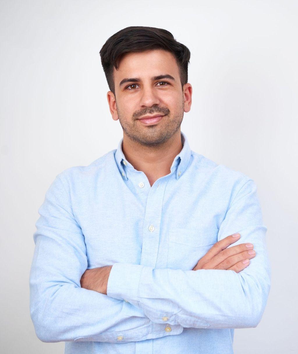 Alejandro Martínez - CEO Okywatch