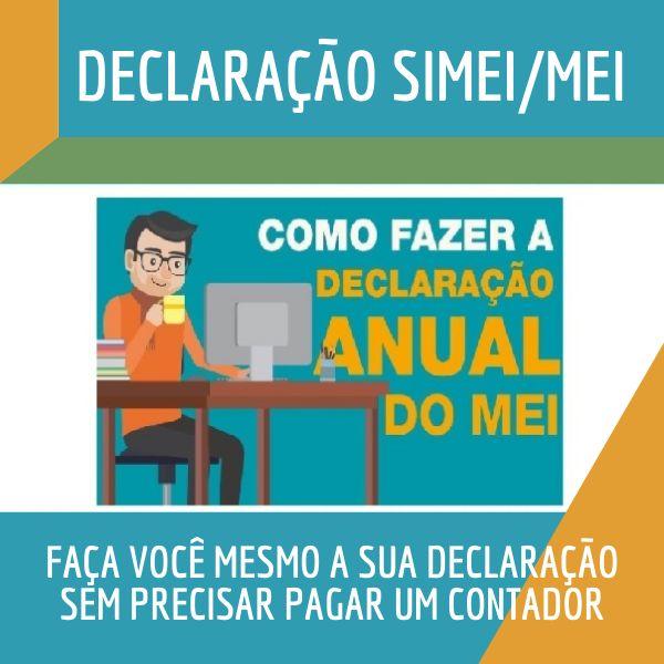 Imagem principal do produto Declaração DASN SIMEI - Faça a sua e ganhe dinheiro fazendo para outros...