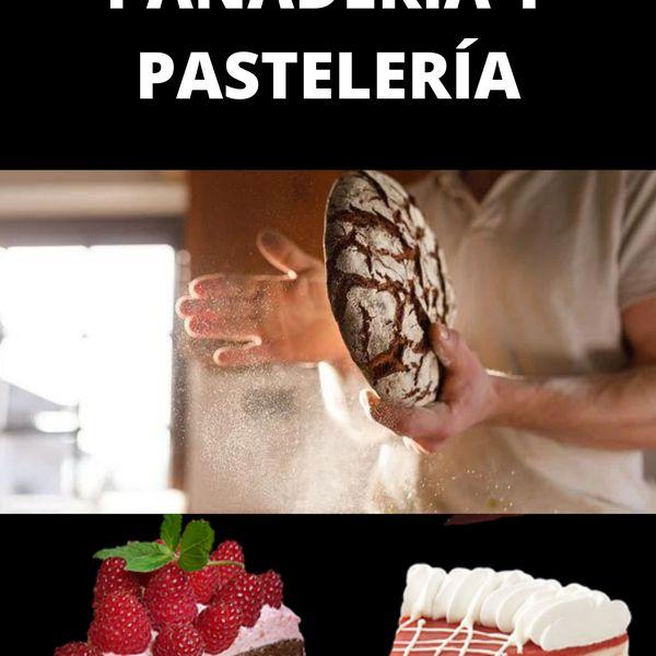 Imagem principal do produto CURSO PANADERÍA Y PASTELERÍA