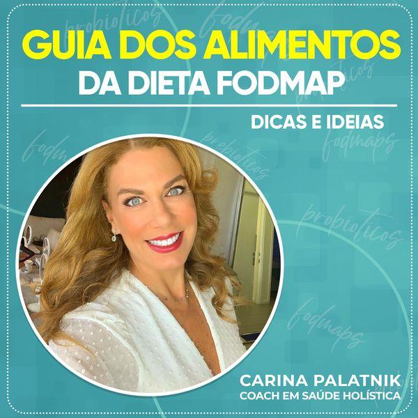 Imagem principal do produto GUIA DOS ALIMENTOS da DIETA FODMAPs