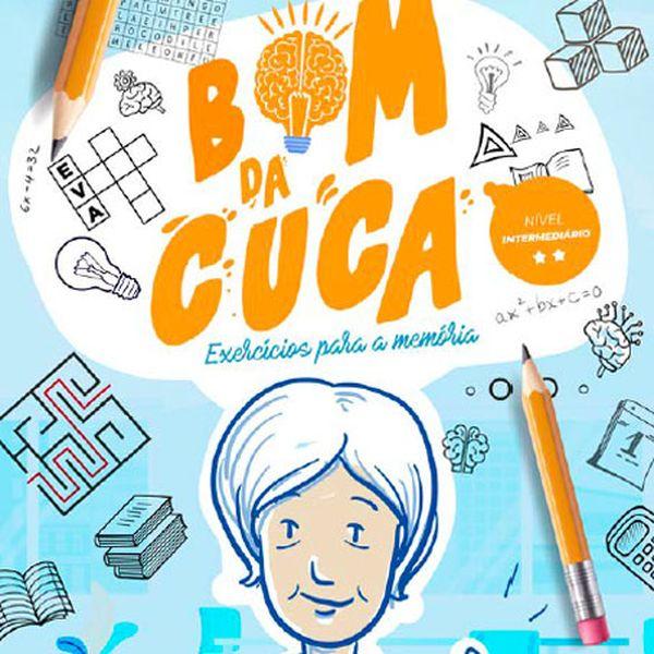 Imagem principal do produto Bom da Cuca - Volume 1 - Nível Intermediário