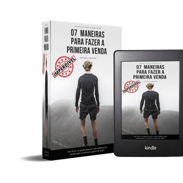 Imagem principal do produto 7 Maneiras para fazer a primeira venda