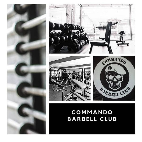 Imagem principal do produto Ficha de Treino de Musculação - CT Commando Barbell Club