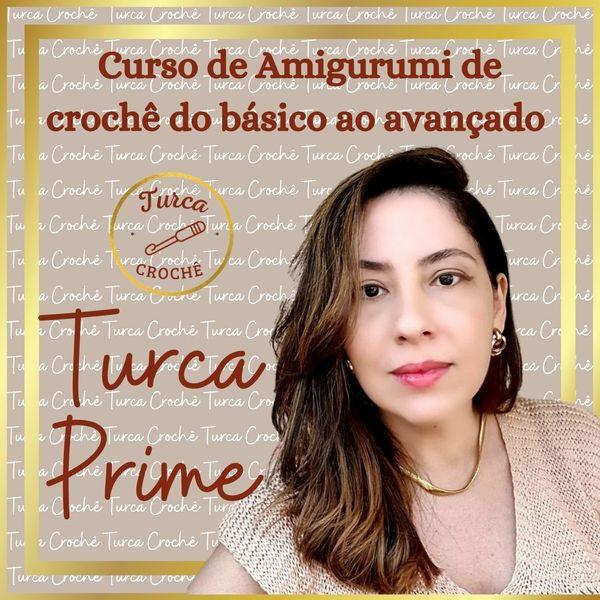 Imagem principal do produto Curso de crochê Turca Prime