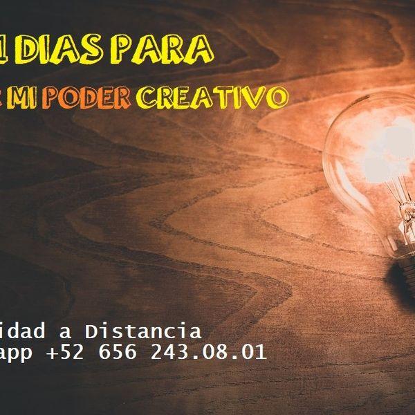 Imagem principal do produto 21 DIAS PARA AMAR MI PODER CREATIVO