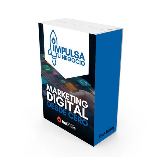 Imagem principal do produto Impulsa tu Negocio - Marketing Digital desde cero