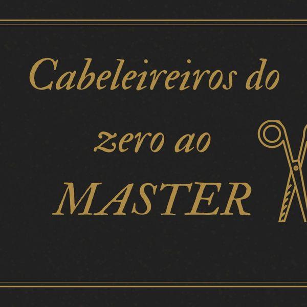 Imagem principal do produto Cabeleireiros do zero ao MASTER