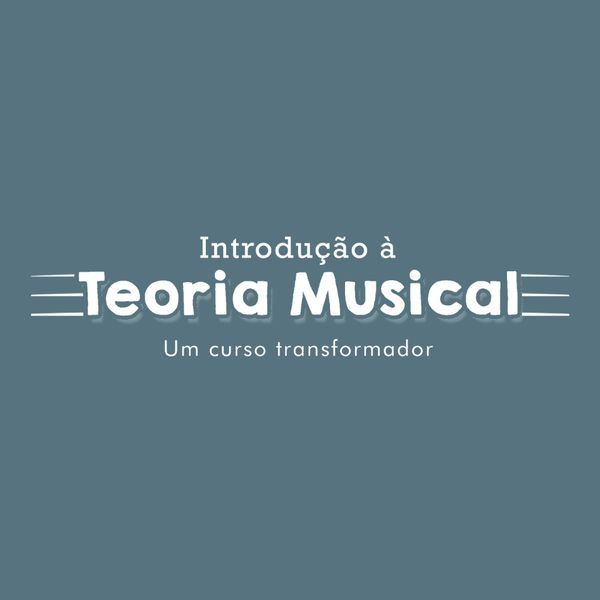 Imagem principal do produto Introdução à Teoria Musical