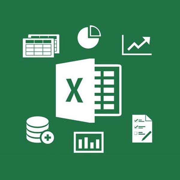 Imagem principal do produto Excel - Mais de 1000 planilhas editaveis