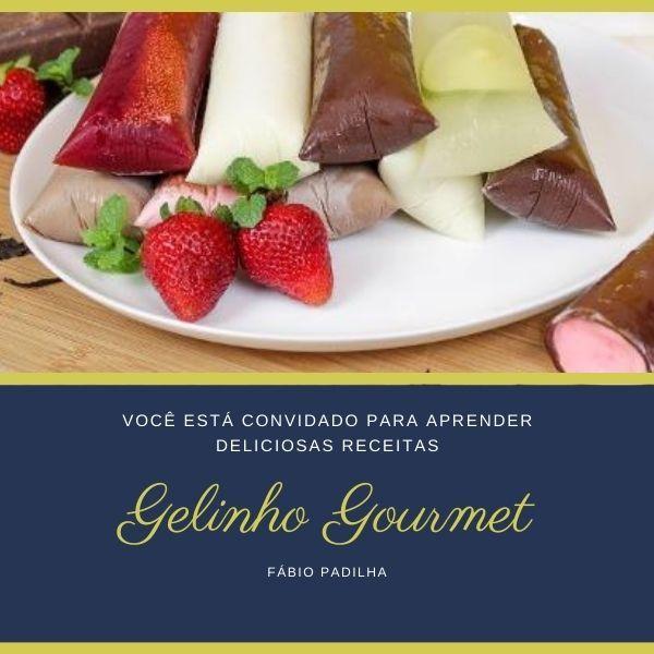 Imagem principal do produto 30 Receitas de Gelinho Gourmet