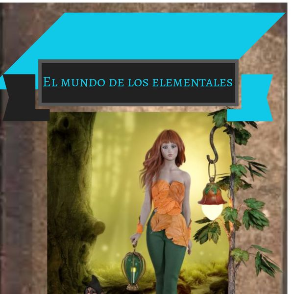 Imagem principal do produto El mundo de los elementales