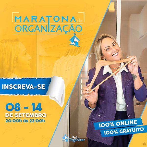 Imagem principal do produto Maratona da Organização