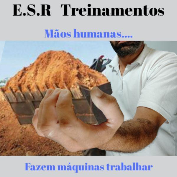 Imagem principal do produto Curso Profissionalizante de Retroescavadeira