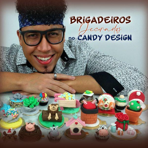 Imagem principal do produto Brigadeiros Decorados no Candy Design