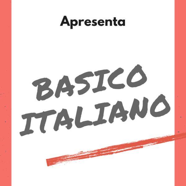 Imagem principal do produto Aprenda Italiano com a Chica - Curso Básico