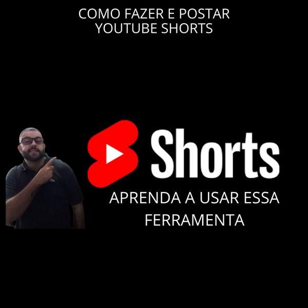 Imagem principal do produto Como Usar A Ferramenta Shorts no YouTube