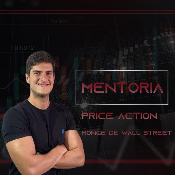 Imagem principal do produto Mentoria Online Price Action Monge de Wall Street