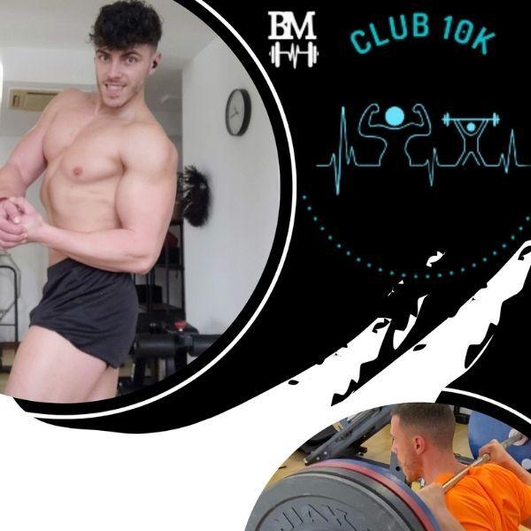 Imagem principal do produto Club 10K
