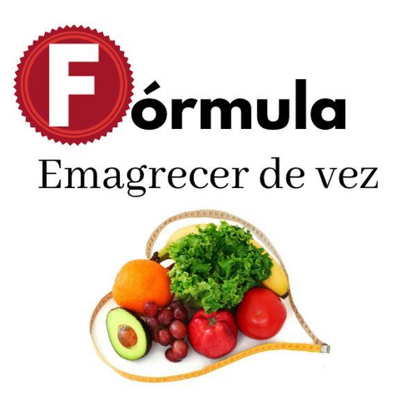 Imagem principal do produto Fórmula Emagrecer de Vez