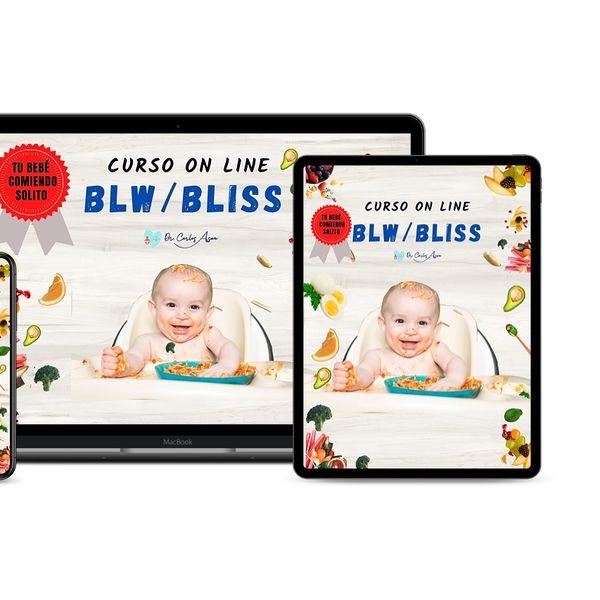 Imagem principal do produto Curso del método BLW / BLISS
