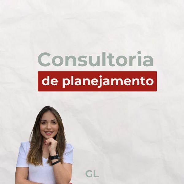 Imagem principal do produto Consultoria de planejamento
