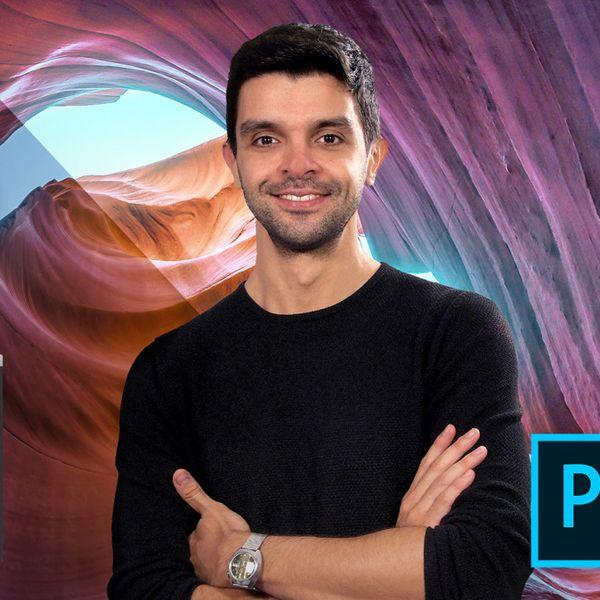 Imagem principal do produto Introducción a Photoshop