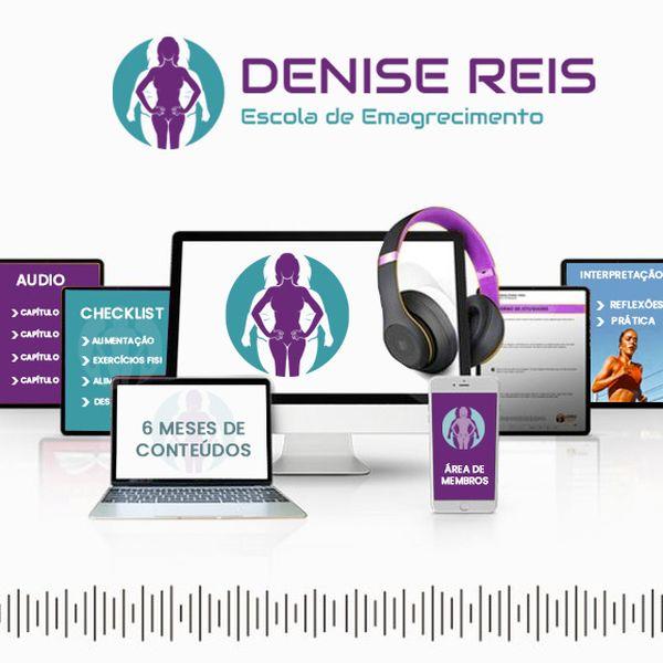 Imagem principal do produto Escola de Emagrecimento - Consultoria do conceito Dr. Dukan por Denise Reis