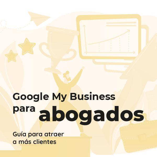 Imagem principal do produto Google My Business para Abogados