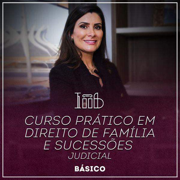 Imagem principal do produto Curso Prático em Direito de Família e Sucessões - Atuação Extrajudicial e Judicial - Básico
