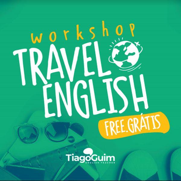 Imagem principal do produto Curso de inglês para viagens