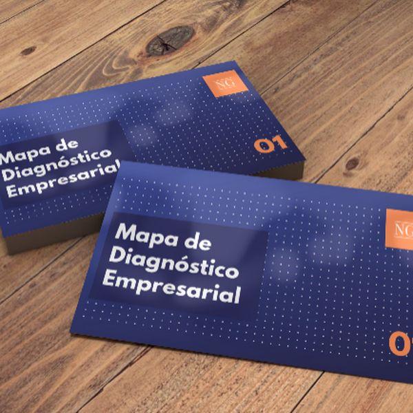 Imagem principal do produto Mapa de Diagnóstico Empresarial ebook