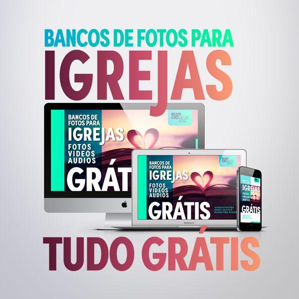 Imagem principal do produto COMO OBTER FOTOS DE QUALIDADE - BANCO DE FOTOS PARA IGREJAS - TUDO GRÁTIS