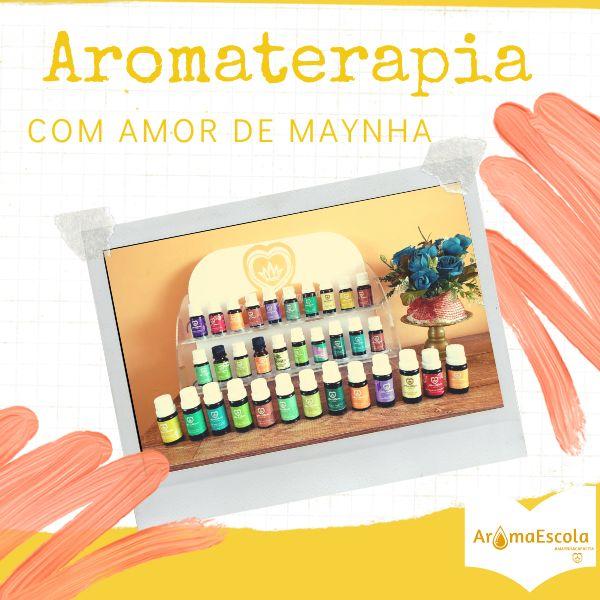 Imagem principal do produto Aromaterapia com Amor de Maynha
