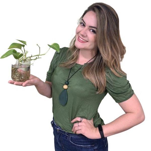 Imagem principal do produto Curso de Hidroponia - Cultivo de Plantas Ornamentais na Água