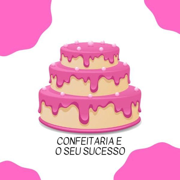 Imagem principal do produto Fórmula confeitaria de sucesso - Zero ao avançado