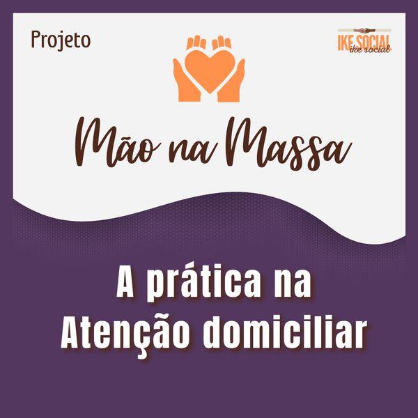Imagem principal do produto A PRÁTICA NA ATENÇÃO DOMICILIAR