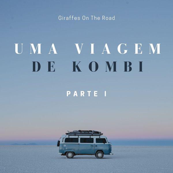 Imagem principal do produto E-book Uma Viagem de Kombi + Preset Giraffes On The Road
