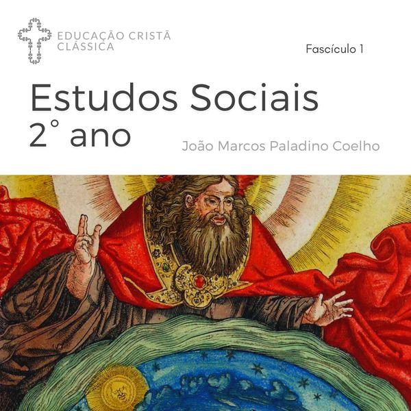 Imagem principal do produto Estudos Sociais 2 - Fascículo 1