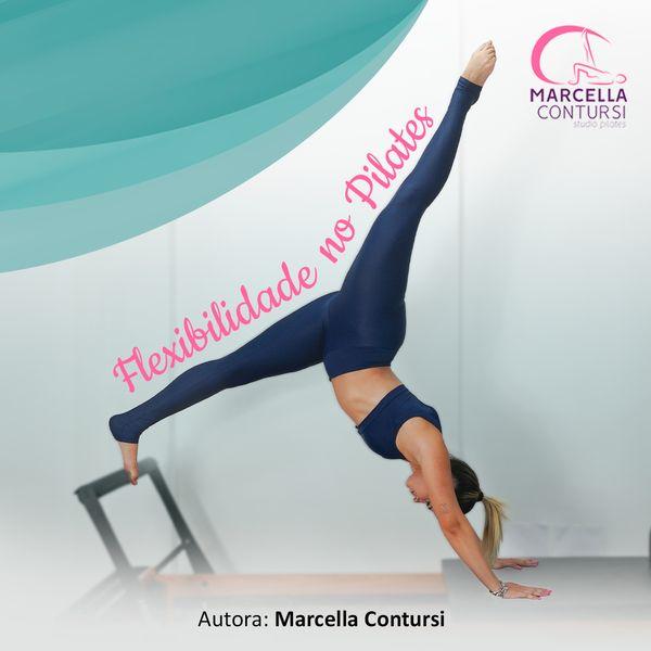 Imagem principal do produto Flexibilidade no Pilates