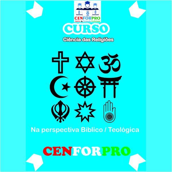 Imagem principal do produto Curso Ciência das Religiões