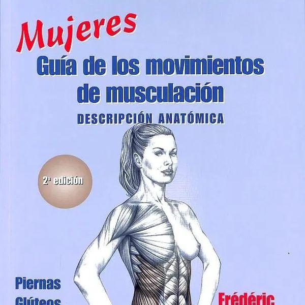 Imagem principal do produto Guia de los Movimientos de Musculación para Mujeres