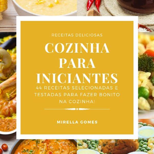Imagem principal do produto COZINHA PARA INICIANTES