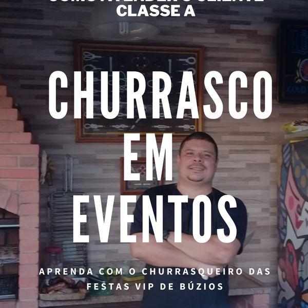 Imagem principal do produto CHURRASCO VIP - E-BOOK + MENTORIA