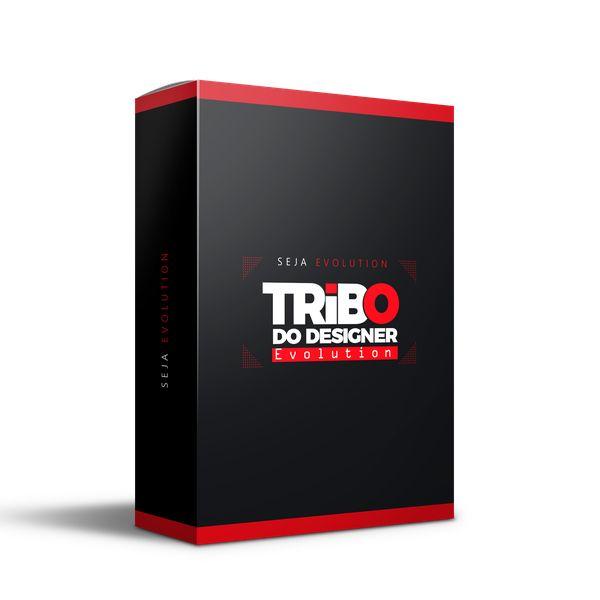 Imagem principal do produto Curso Tribo do Designer Evolution