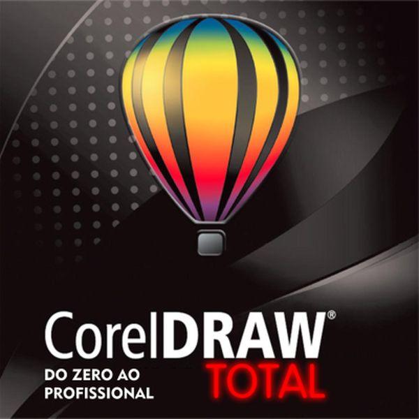 Imagem principal do produto Curso Corel Draw Total