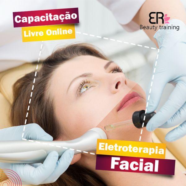 Imagem principal do produto Capacitação Livre de Eletroterapia Facial