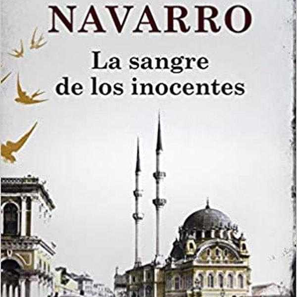 Imagem principal do produto Julia Navarro - La sangre de los inocentes  The Blood of the Innocents