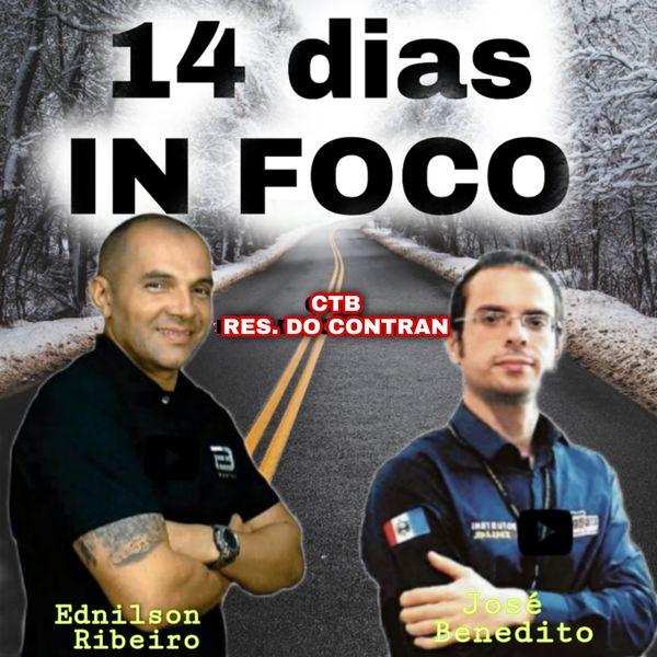 Imagem principal do produto 14 dias IN FOCO- CTB e Res