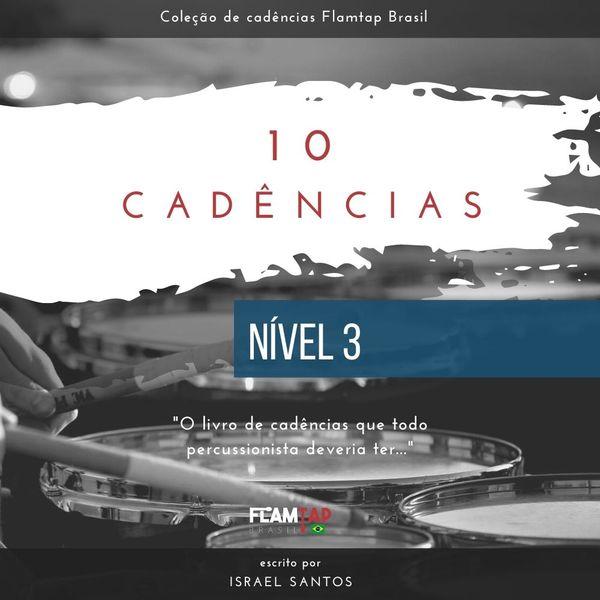 Imagem principal do produto 10 Cadências de nível 3 - Coleção de cadências Flamtap Brasil