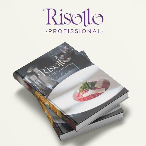 Imagem principal do produto E-book Risotto Profissional